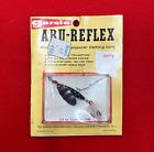 Vintage Garcia Abu-Reflex Fishing Lure 1/4 OZ. - Black - NEW - Made in Sweden