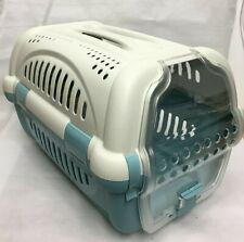 Large Cat Carrier Puppy Portable Pet Transporter Cage Box Vet Safe Travel Crage
