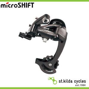 Microshift Rear MTB Bike Derailleur - Mezzo - 2/3 X 8/9 Speed - Long Cage - 36T