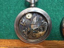 Spaceship Awesome ! Pocket Watch Diorama Viking