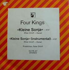 "7"" 1970 RAR MINT-! FOUR KINGS Kleine Sonja PETER ORLOFF"