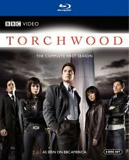 NEW Torchwood: The Complete First Season [Blu-ray]