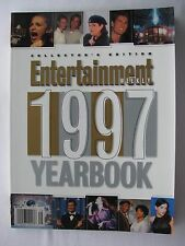 ENTERTAINMENT WEEKLY: 1997 YEARBOOK, Great celebrity pics, news, reviews, XLNT