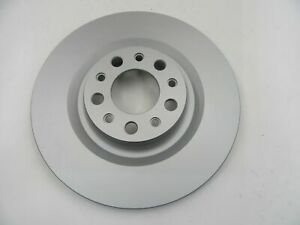 Alfa Romeo Stelvio rear brake rotor TopEuro #437 1pc
