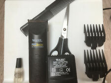 Wahl Pro Series Pet Trimmer Cordless/corded Rechargeable Model 9551