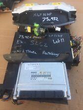 Lot11 Range Rover P38 Thor 4.0 4.6 Unit Becm  Door Lock 99-02 1 Key 75920 Miles