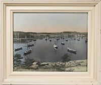 Wallace R. MacAskill Signed Photograph, Hand Colored, Framed & FINE! 2 of 3