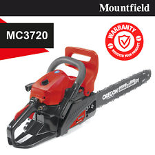 "Mountfield MC3720 2 Stroke Petrol Chainsaw 40cm/16"" Bar 37.2cc with Carrier Box"