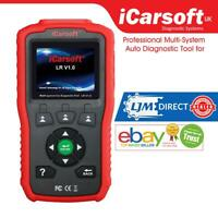 iCarsoft LR V1.0 For LAND ROVER R ROVER Professional Diagnostic Scan Tool LATEST