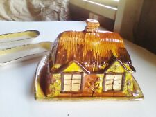 Cottage Ware Butter Dish w Lid - Price Bros England Japan (1107)