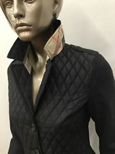 NWT BURBERRY BRIT WOMENS CASHMERE QUILTED JACKETS