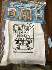 Thomas & Friends Color My Tee T-Shirt Youth (5/6)