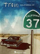 Train California 37 Play Mermaid Sing Together Piano Guitar PVG Music Book