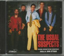 The Usual Suspects [Bonus Track] by John Ottman (CD, Aug-2005, Milan)