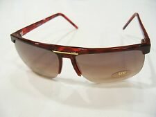 NEW MEN'S FASHION DESIGNER SUNGLASSES MAX. UV OPTICAL QUALITY / FREE S/H
