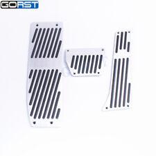 Foot rest pad brake fuel accelerator pedal for BMW X1 E46 E90 E92 E93 E87 with M