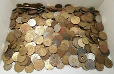 Large Lot - 5+ Lbs - Amusement & Other Misc. Tokens