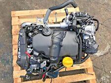 RENAULT senté 2018 1.5 DCI K9KF646 Moteur Diesel Injecteurs + Diesel Pompe