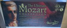 Mozart - The Ultimate Mozart Collection  40 CD-Box EAN 8711252093505