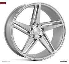 "19"" ruedas veemann V-FS31 - Plata Mecanizado-Vw Audi Mercedes - 5x112"