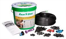 Water Drip Garden System Line Rain Collection Hose Tree Soil Fountain Home Kits