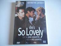 DVD - SHE'S SO LOVELY - JOHN TRAVOLTA / ROBIN WRIGHT PENN - ZONE 2