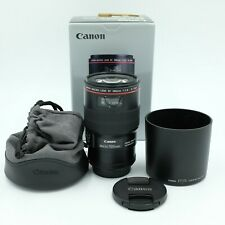 Canon EF 100mm f/2.8L Macro IS USM Lens *EXCELLENT CONDITION*