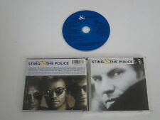 STING & THE POLICE/THE TRÈS BEST OF(A&M RECORDS 540 428 2) CD ALBUM