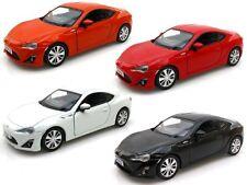 "Set of 4 RMZ Scion 2013 Toyota FR-S FRS brz 1:36 scale 5"" diecast model car"