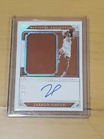 2019 National Treasures Jaxson Hayes Auto RC Hot SSP /25 RPA Rookie Autograph