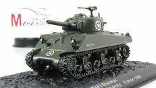 Scale model tank 1:72  M4A3 Sherman, 1945