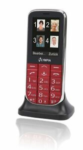 Seniorenhandy OLYMPIA Joy II mit grossen Tasten Hörgerätekompatibel