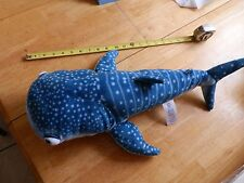 "Disney Store Finding Dory Plush Destiny Whale Shark Stuffed Animal 22"" LQQK"