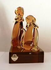 Seguso Vetri d'Arte - Due cagnolini in vetro - Murano anni '60