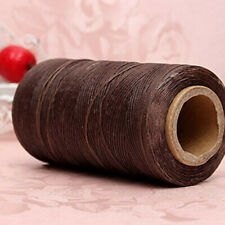 250M Sewing Waxed Thread 150D 1mm Hand Stitching Cord for Leather DIY Craf HOT