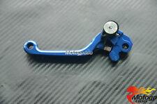 PIVOT Levier frein Racing Pr Yamaha YZ80 YZ85 01-14 13 12 YZ125 YZ250 01-07 bleu