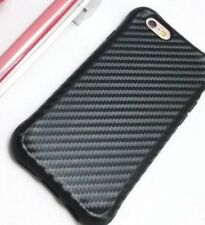 NEW for Iphone 6 6S Ballistic Carbon Fiber Design shockproof TPU case USA SELLER