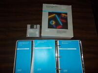 PC SOFTWARE - DOS VERSION 3.30 - 3.5 INCH DISKETTE ONLY
