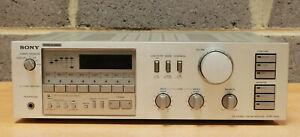 SONY STR-V45L FM Stereo Receiver Silver - 254