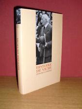 Jean-Paul Cointet HISTOIRE DE VICHY (édition relié - 1985) WW2