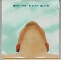 ETIENNE DAHO au commencement CD SINGLE neuf pochette légèrement cornée