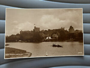Judges Postcard, No 2533, Windsor Castle From River