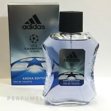 ADIDAS (UEFA) Champions League 100ml EDT Spray Mens Perfume (ARENA EDITION)