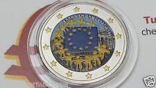 2 euro 2015 Grecia colorato color farbe flag flagge Grece Griechenland Greece
