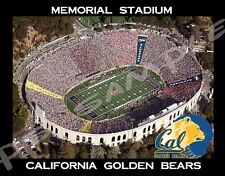 Berkeley - Memorial Stadium - Calif Golden Bears - Flexible Fridge Magnet