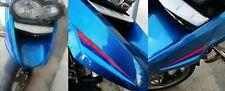 ADESIVI BMW GS R 1200 - 2010  MUSO ANTERIORE BAFFI DECORO SPORT
