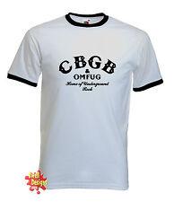 CBGB UNDERGROUND Roca Cbgbs PUNK Timbre Retro Camiseta Todas Las Tallas