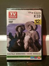 TV Guide Presents - The Cisco Kid (DVD, 2004, 2-Disc Set) RARE OOP NEW