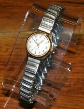 Carlisle Automatic (17 Jewels Incabloc) Women's Stainless Steel Wrist Watch!