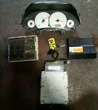 FORD FOCUS MK1  ST170   2001 - 2004 2.0 PETROL COMPLETE ECU KIT 2M5F 12A650 AG